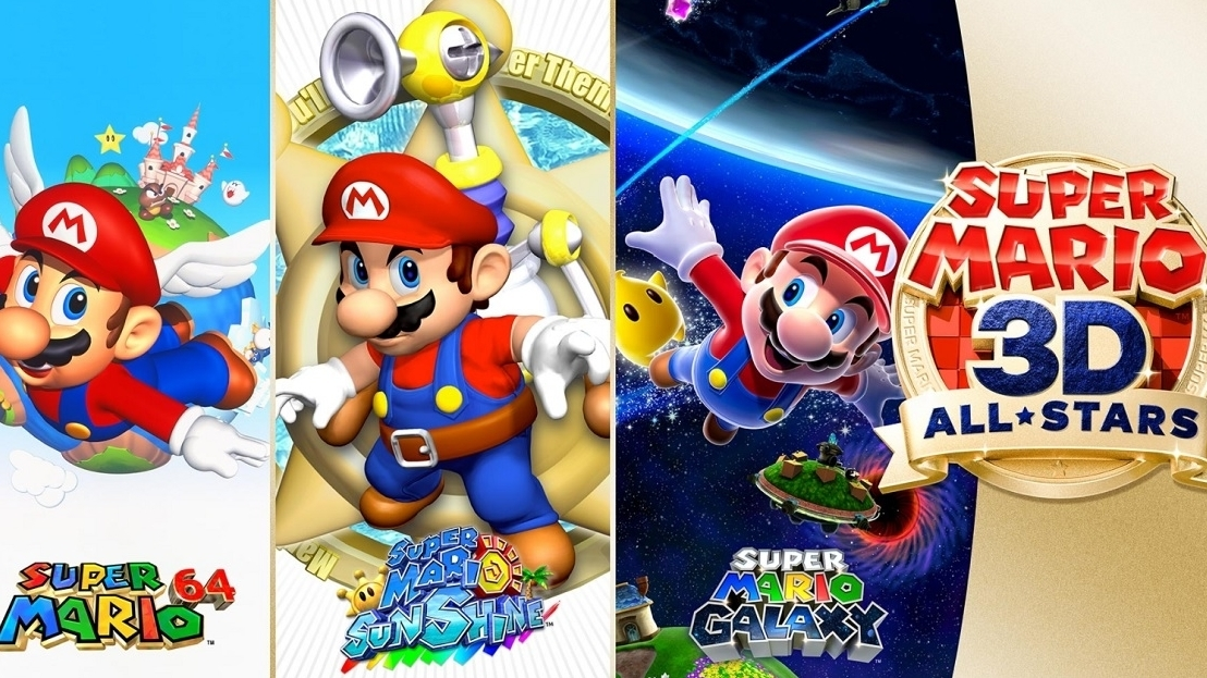 What was your first impression of Super Mario 64 and when ...