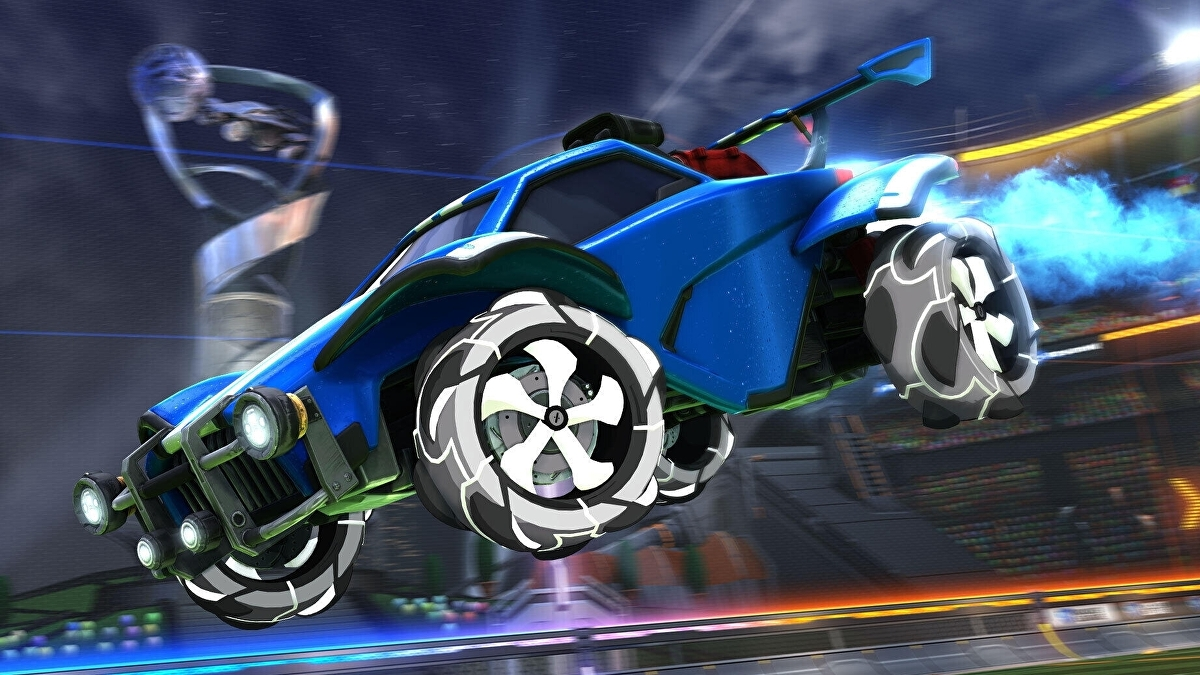 Psyonix dates Rocket League's free-to-play launch for next week