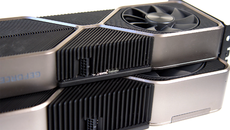 How gigantic? The RTX 3080 is the comparison point here. The 3090 is longer and fatter.