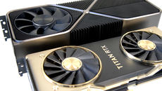 And here's how the RTX 3090 dwarves its closest predecessor, the Titan RTX.