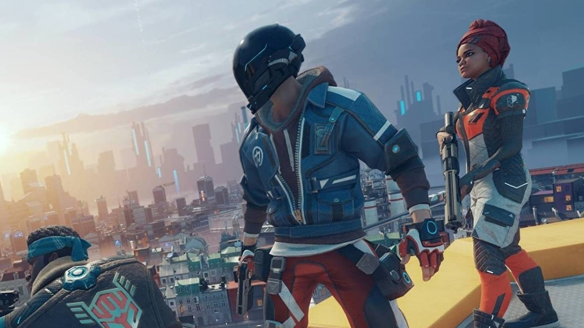 """Ubisoft overhauling sci-fi battle royale effort Hyper Scape to reach its """"full potential"""""""
