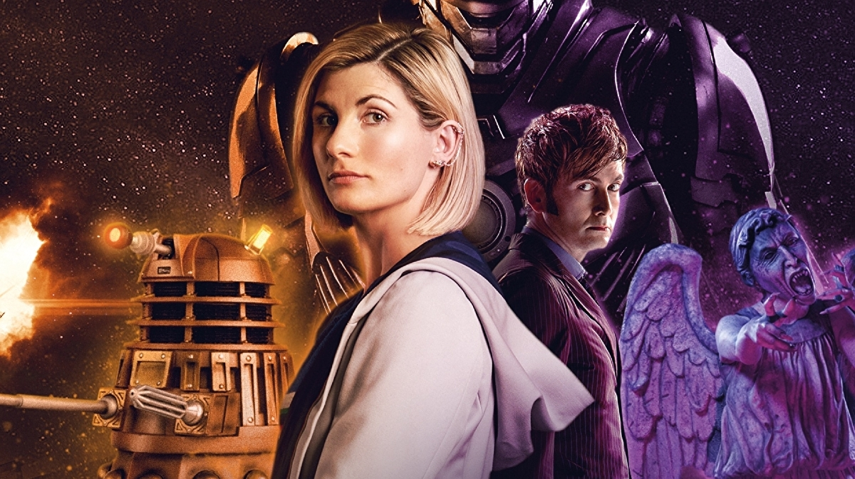 David Tennant and Jodie Whittaker team up for Doctor Who: The Edge of Time game next year