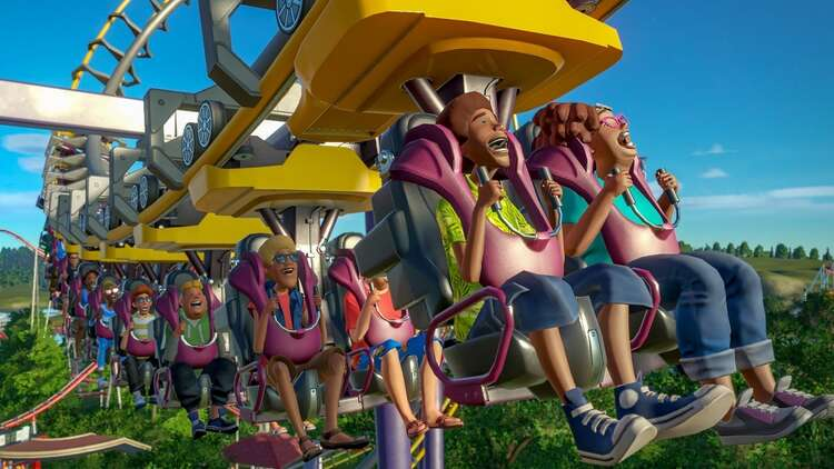 Planet Coaster's console edition will be a PS5 and Xbox Series X launch  title • Eurogamer.net