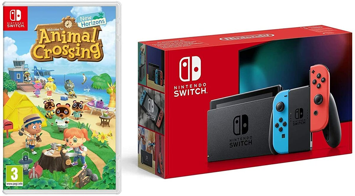 The Nintendo Switch and Animal Crossing bundle is reduced ...