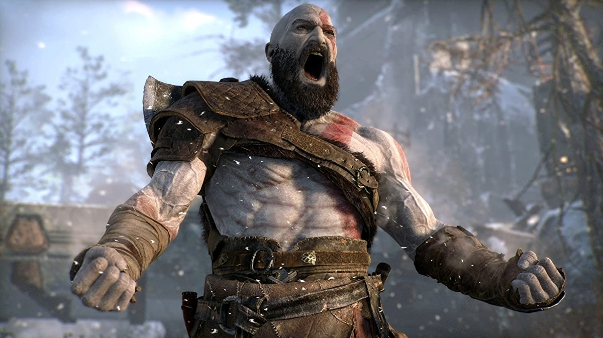 God of War on PS5 runs at up to 60fps – and progress carries over from PS4