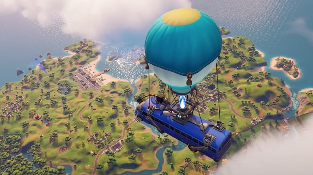 """Fortnite's next-gen update adds """"dynamic visuals and physics"""", Activities support on PS5"""