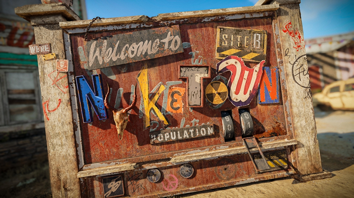 Call of Duty: Black Ops Cold War Nuketown Easter egg revealed before the map is even out