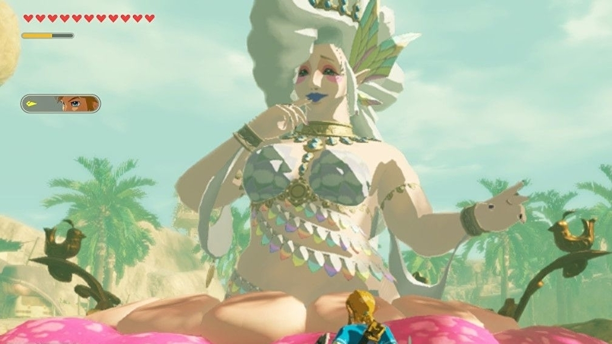Hyrule Warriors Great Fairy Guide How To Complete Each Fairy Fountain Challenge And Unlock The Great Fairies In Age Of Calamity Explained Eurogamer Net