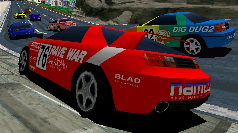Best launch titles ever: Ridge Racer on PlayStation - article