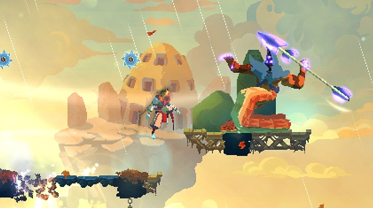 Dead Cells' second paid expansion is called Fatal Falls and launches early next year