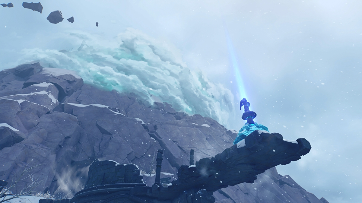 Genshin Impact gets its first map expansion since launch this month