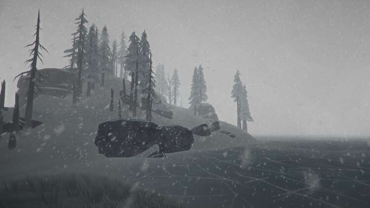 The Long Dark Is Free On The Epic Games Store Eurogamer Net