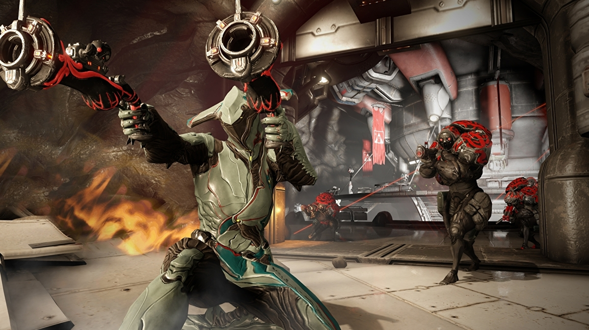 """Warframe dev insists it will remain """"creatively independent"""" after Tencent buyout"""