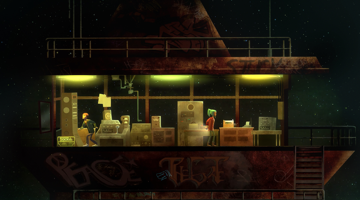 """Oxenfree dev: """"Making a decision is just as important as the quality of the decision"""""""