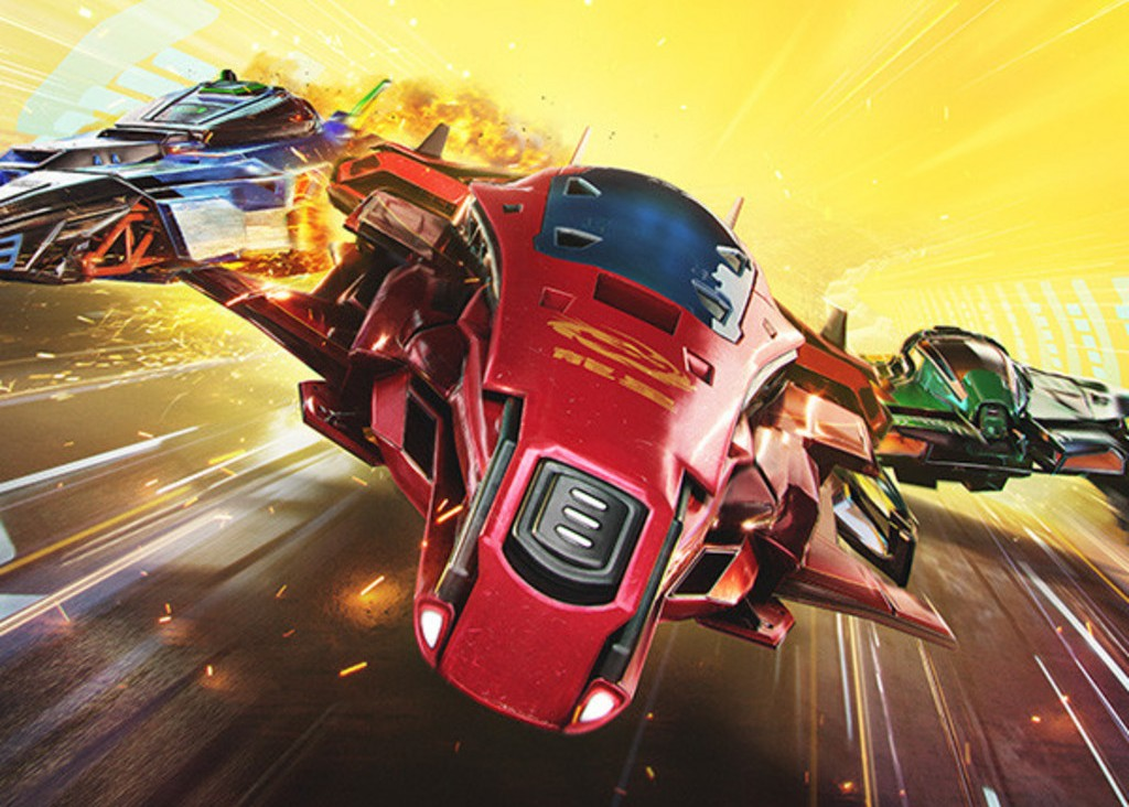 What a Wipeout spiritual successor can teach investors about games