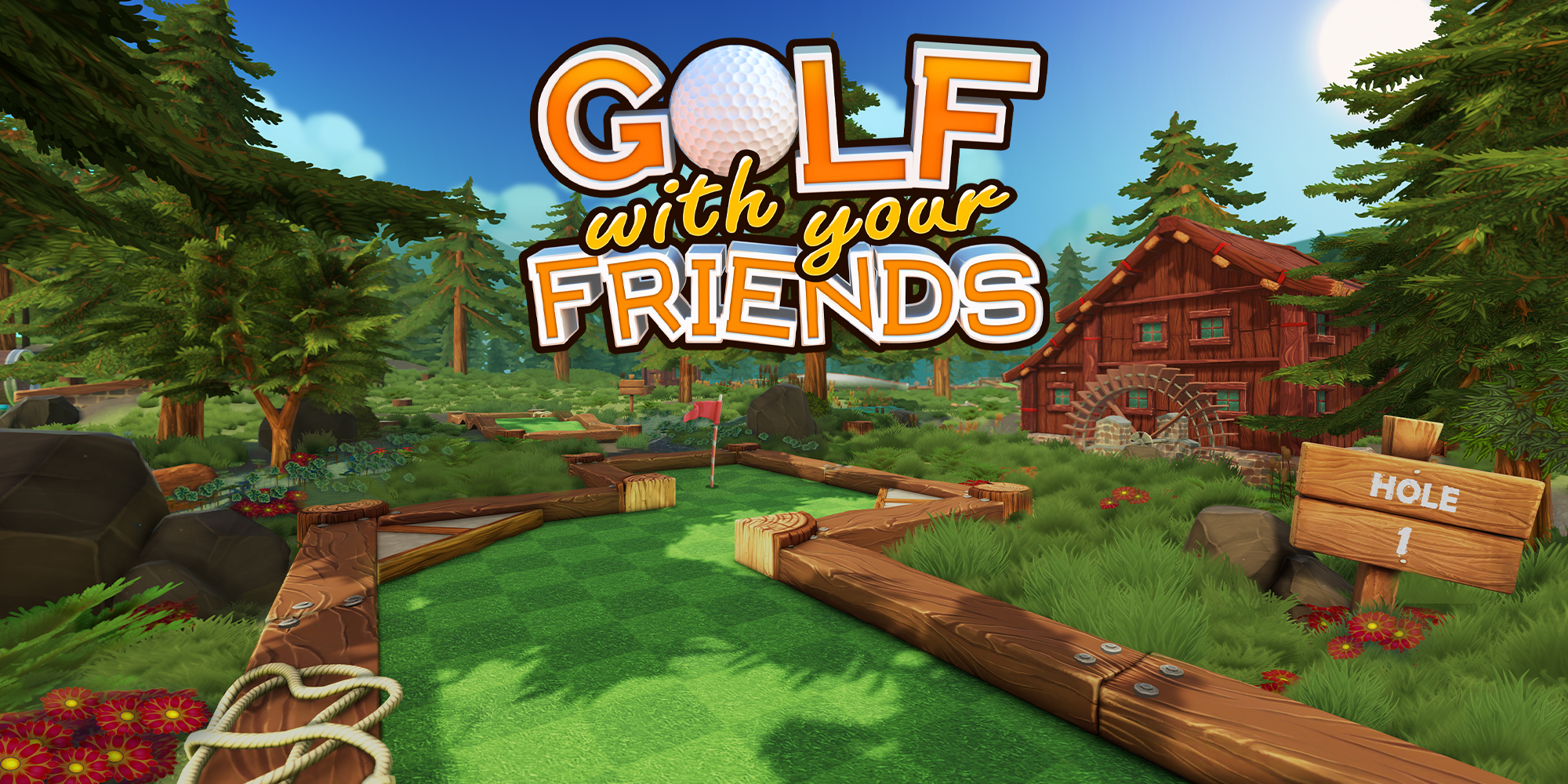 Team17 acquires Golf With Your Friends for £12m