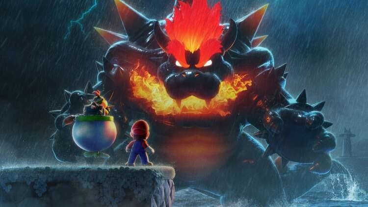 Image result for super mario 3d world bowser's fury
