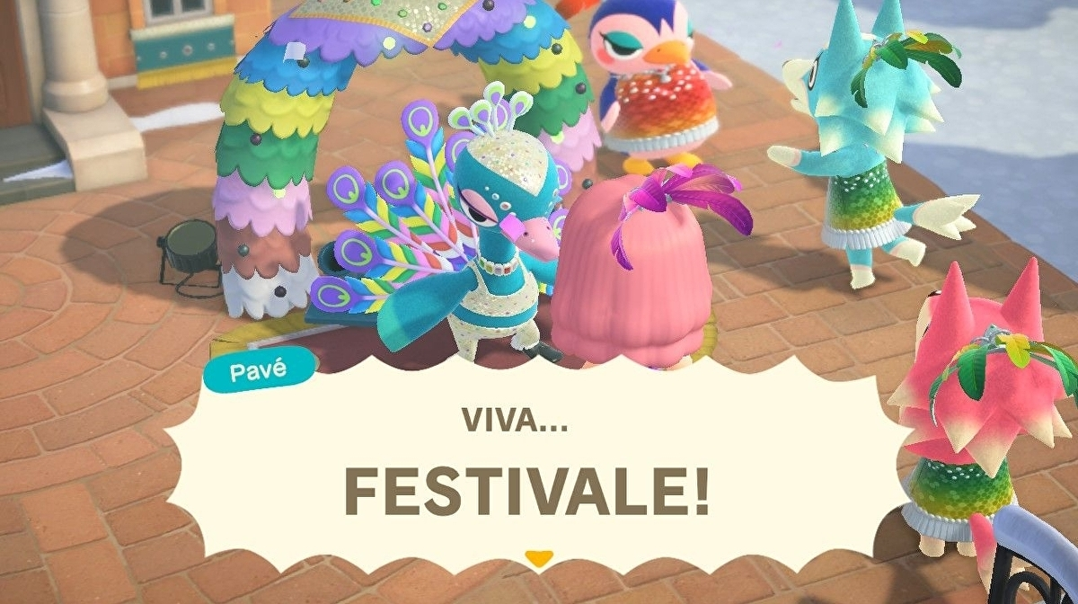 Animal Crossing Festivale event: How to get feathers, Rainbow Feathers and Festivale items in New Horizons explained - Eurogamer.net