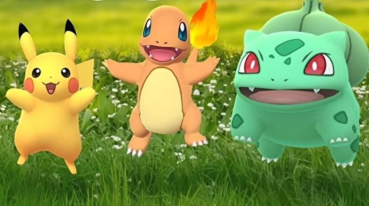 Pokémon Go Pallet Town Collection Challenge: How to find Bulbasaur, Charmander and Squirtle explained - Eurogamer.net