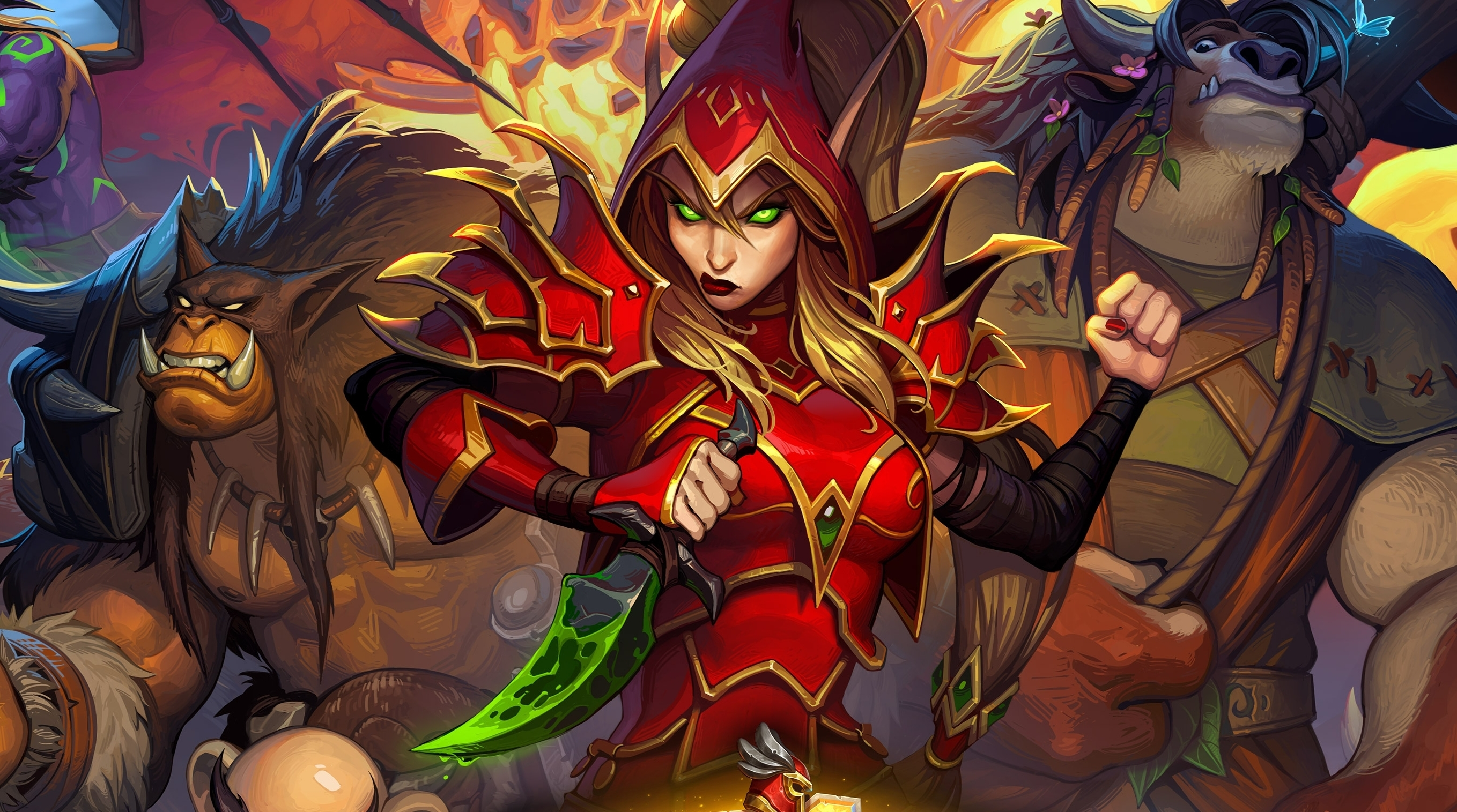 Hearthstone: the year of the Griffin arrives
