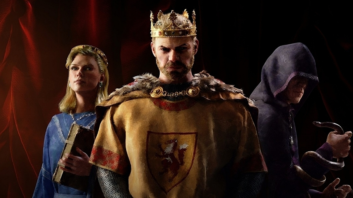 Crusader Kings 3's next update will let you torture people with your awful poetry - Eurogamer.net