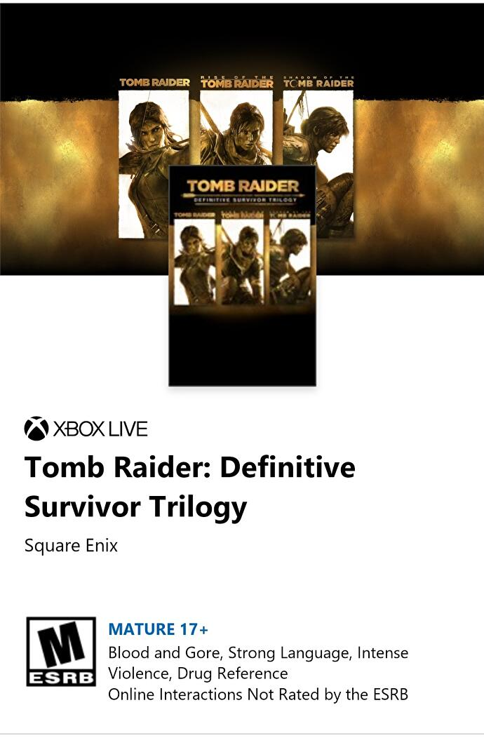 TombRaiderTrilogy