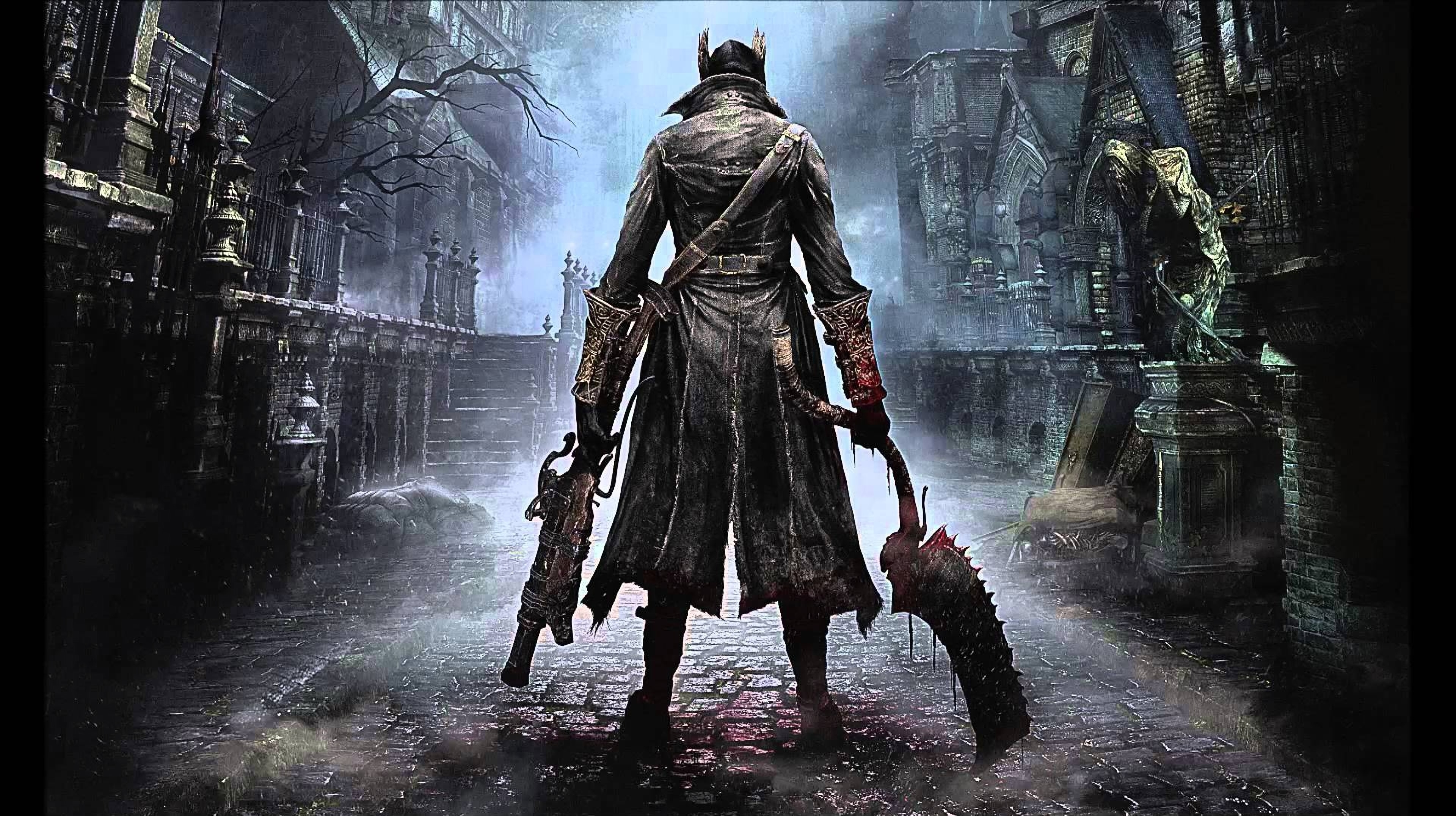 Can Bloodborne run at 60fps on PS5 with 4K upscaling via AI? - technical analysis
