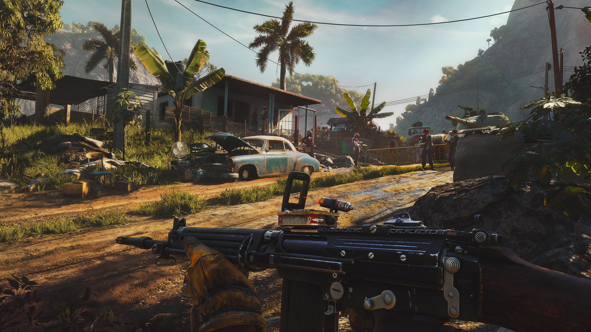 How To Get A Job As A Narrative Director Gamesindustry Biz Far cry 6 freedom hands chains