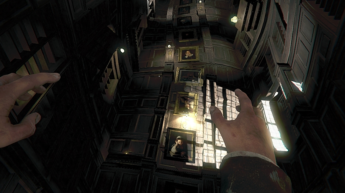 Letter of Fear, the haunted home horror of the Bloober team, launches on PSVR later this month • Eurogamer.net