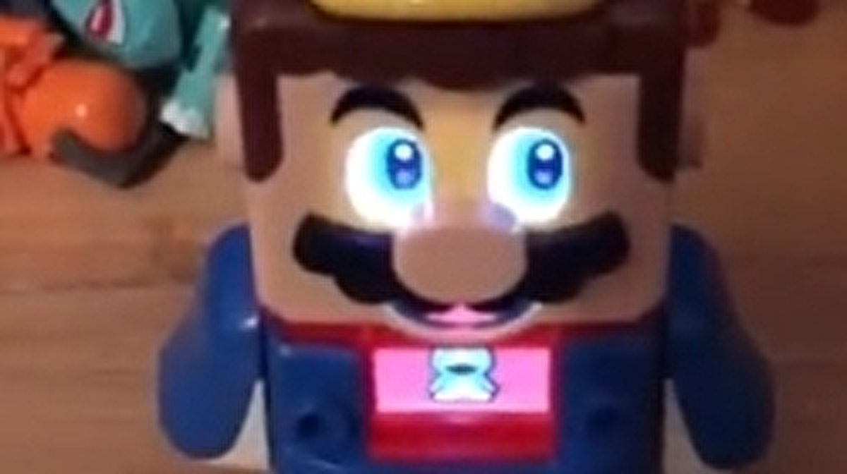 Lego Super Mario has started crying out for Luigi ...