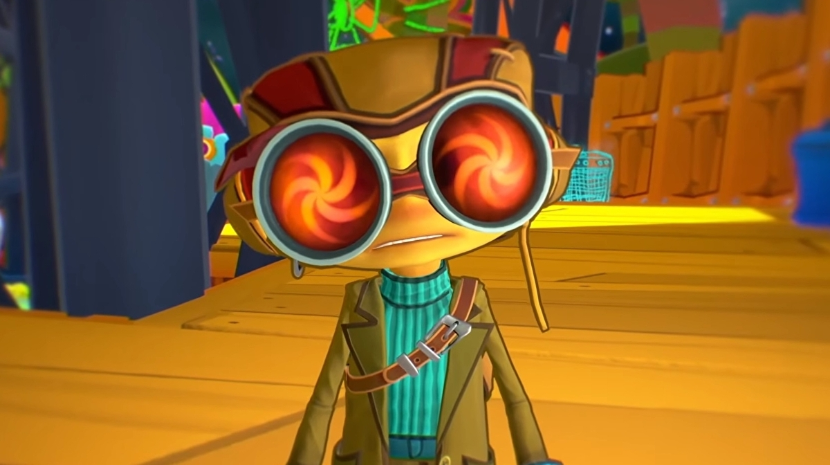 """Double Fine says Psychonauts 2 is """"playable"""" and finally launching this  year • Eurogamer.net"""