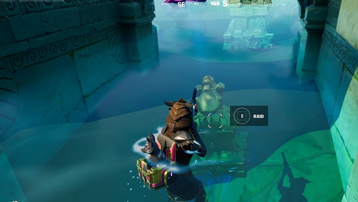 Season 6 Castle Fortnite Fortnite Artefact Locations Raid An Artefact From Stealthy Stronghold And Coral Castle Explained Eurogamer Net