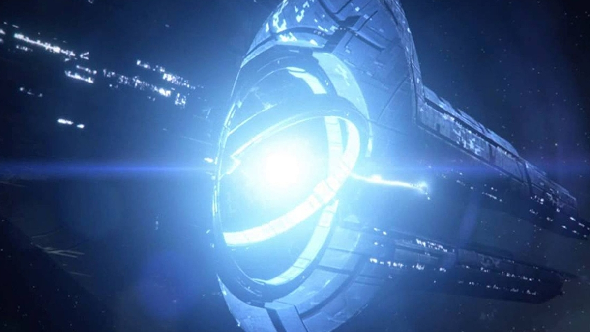 Mass Effect: Legendary Edition patch quietens down those deafening mass relay jumps