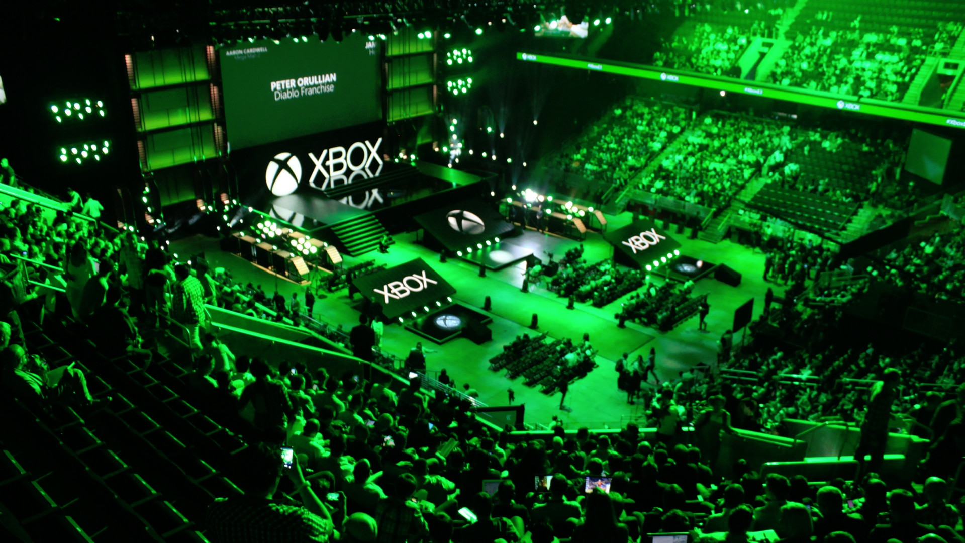 The evolution of presentations at E3 - editorial