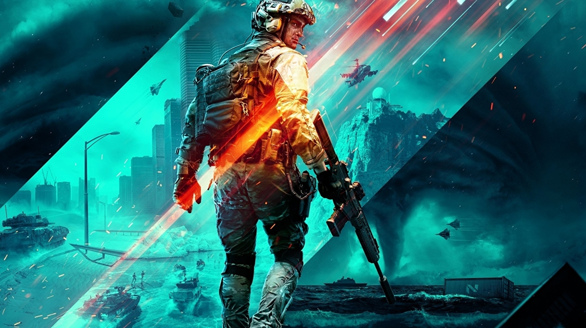 Battlefield 2042 is a radical return to the series' roots