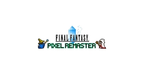 Final Fantasy Pixel Remaster coming soon to PC and mobile