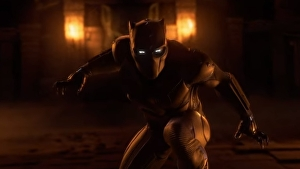 Here's our first look at Black Panther in Marvel's Avengers