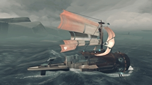 Far: Lone Sails follow-up Changing Tides is a post-apocalyptic adventure across the waves