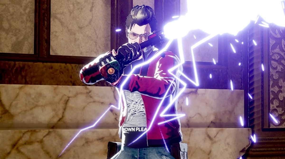 Nintendo shares 20 minutes of new No More Heroes 3 gameplay on Switch