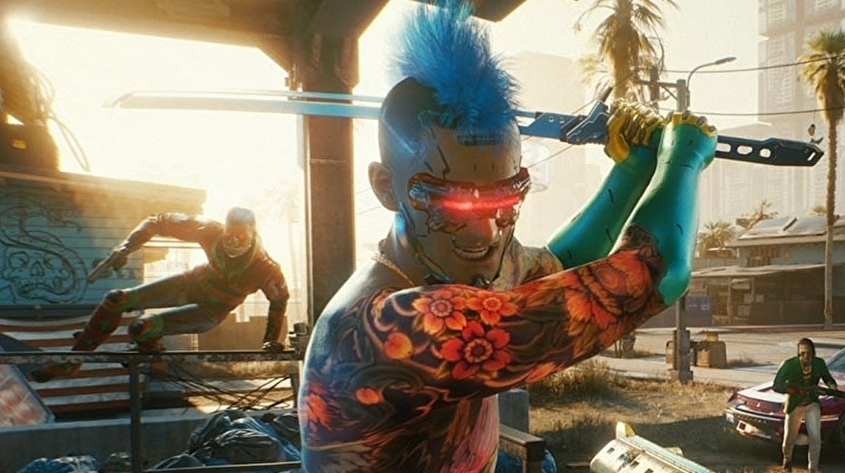 Ahead of Cyberpunk 2077's PlayStation Store return, there's a big performance and bug-fixing patch