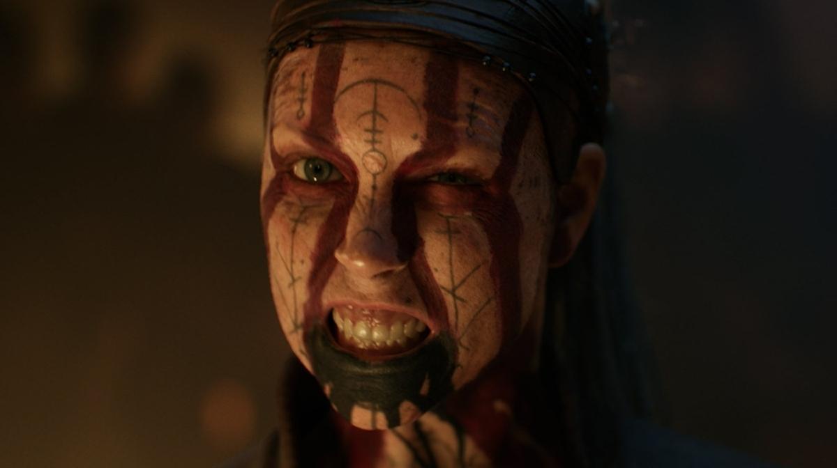 """Ninja Theory currently building a """"chunky"""" slice of Hellblade 2 before moving into full production"""