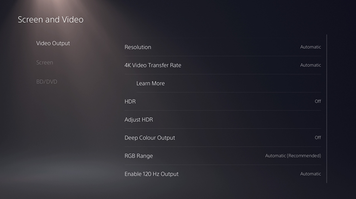You have to turn HDR off to get Call of Duty: Warzone to run at 120fps on PS5