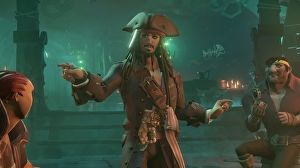 Rare on Sea of Thieves' massive Pirates of the Caribbean update and getting crossovers right