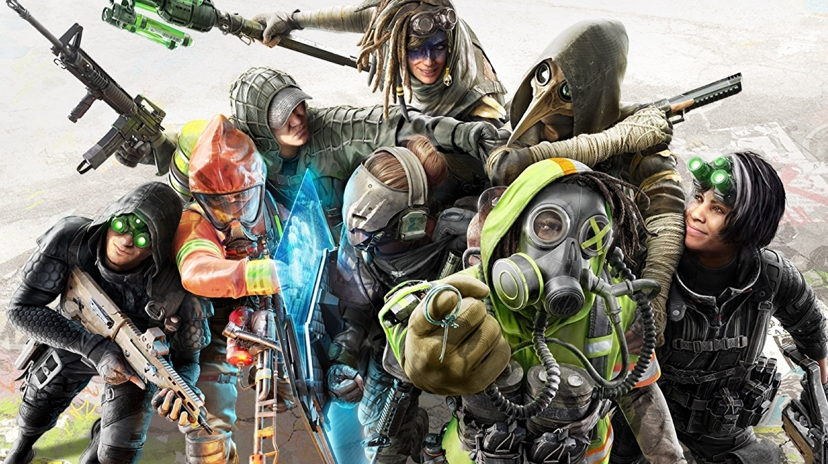 Splinter Cell, Ghost Recon, and The Division merge in Ubi's 6v6 free-to-play FPS XDefiant