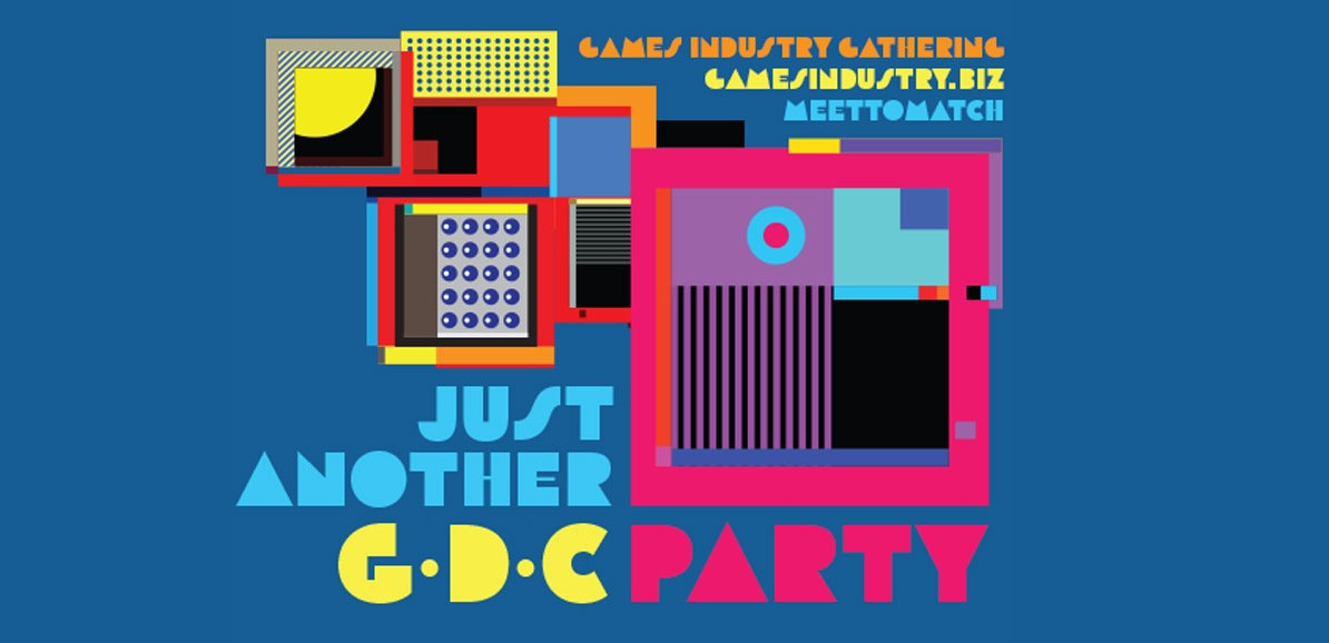 And come to talk with business friends, Just Another GDC Spirit,