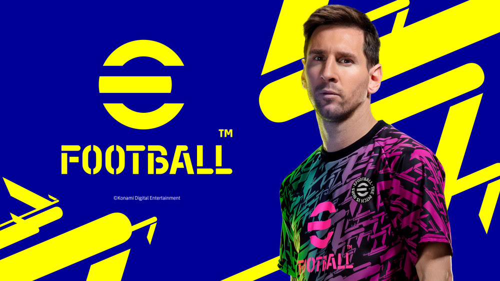 Konami of the Pro Evolution Soccer is a free-to-play eFootball