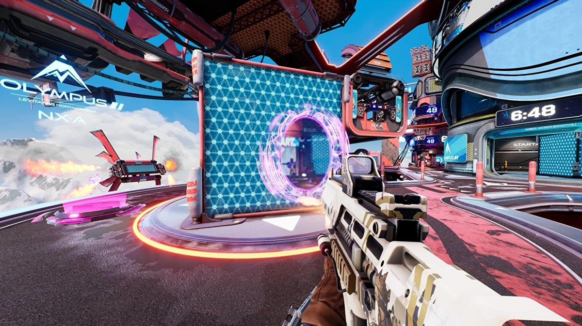 """Splitgate dev """"blown away"""" as """"Halo meets Portal"""" FPS explodes in popularity"""