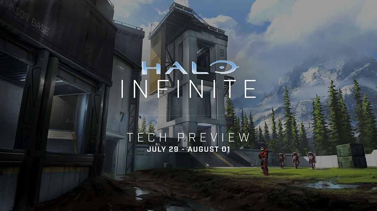 Halo Infinite multiplayer technical preview confirmed for this weekend