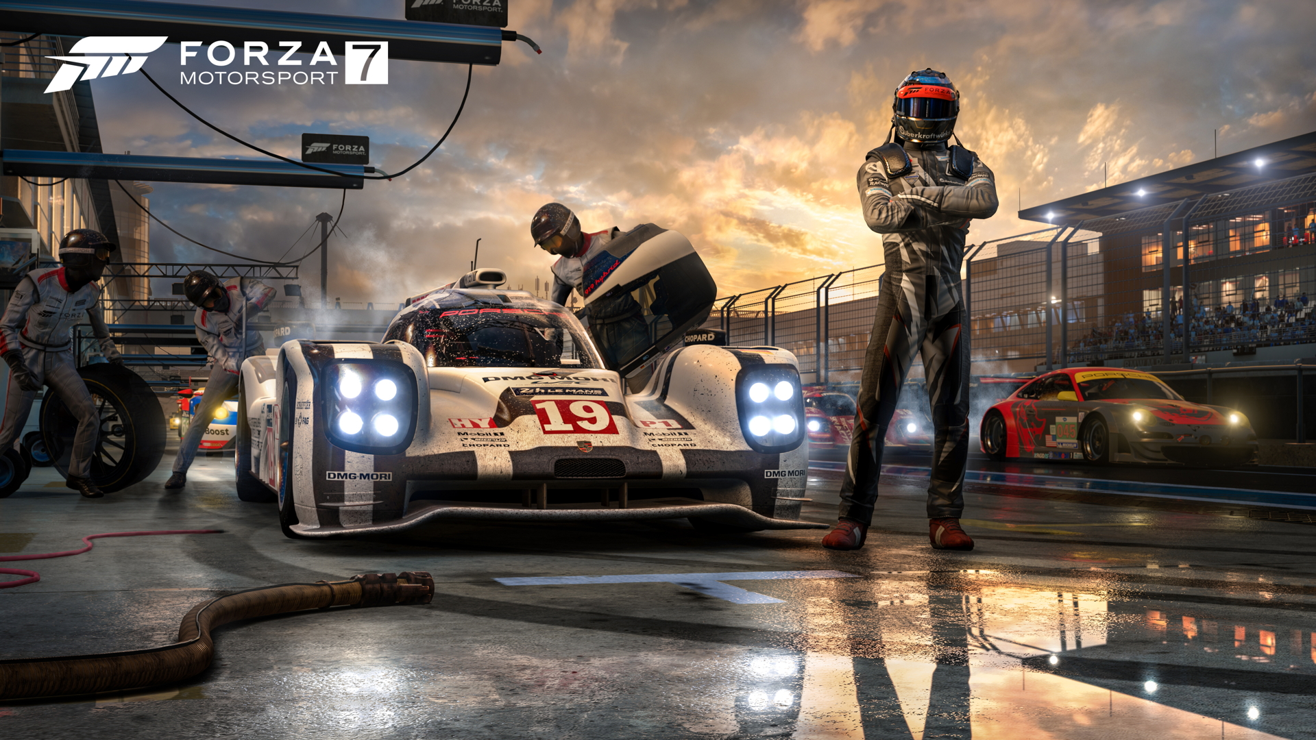"""Forza Motorsport 7 to be removed from sale due to """"end of life status"""""""
