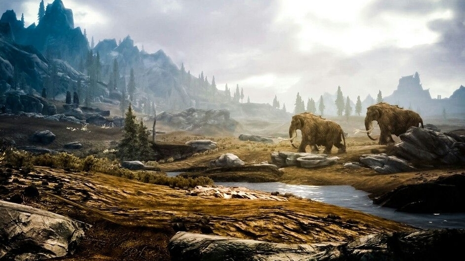 Why has Skyrim been so successful? - item